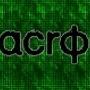 Acrogenous