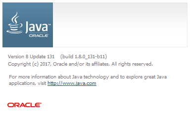 java unsupported major.minor version 52.0