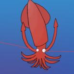 The Majestic Squid