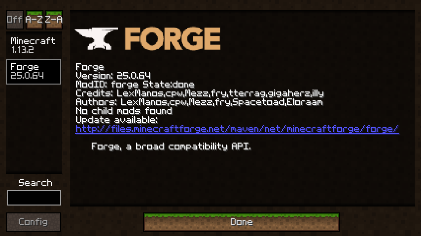 Forge Not Loading Mods - Support & Bug Reports - Minecraft