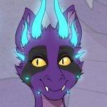 Soft-fur dragon